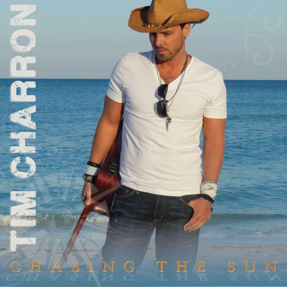 Tim Charron Chasing the Sun Album cover
